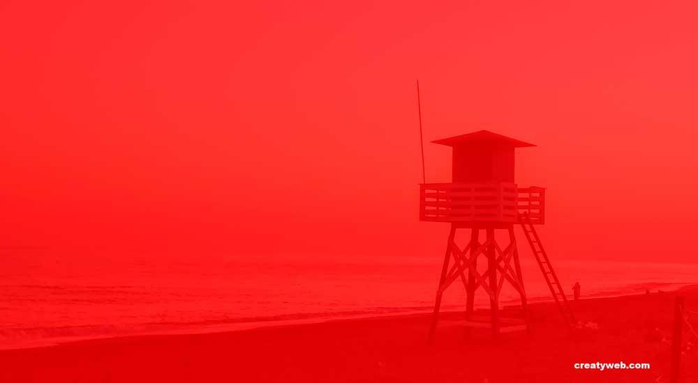 Significado del color rojo - Creatyweb